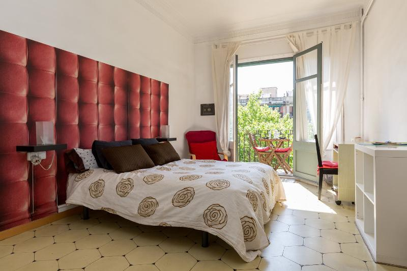 location appart Eixample CHAMBRE DOUBLE