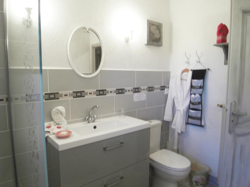 salle de douche a l'italienne