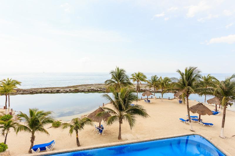 Quinta Luna Buena Vista, Ferienwohnung in Puerto Aventuras