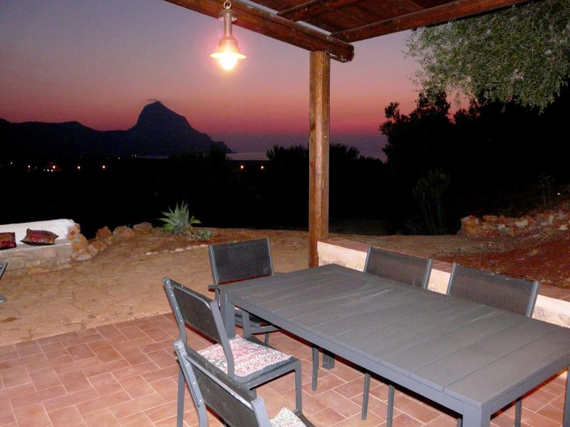 Villa Panorama - solo settimanale, only weekly, holiday rental in San Vito lo Capo