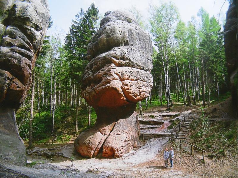 Kelchsteine Nähe Oybin