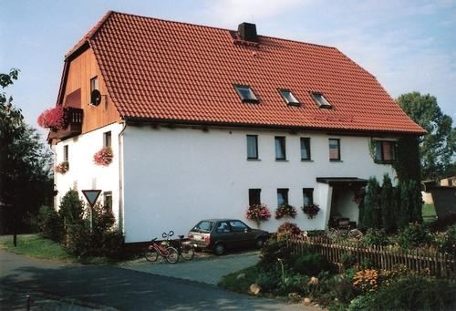 House with accommodation
