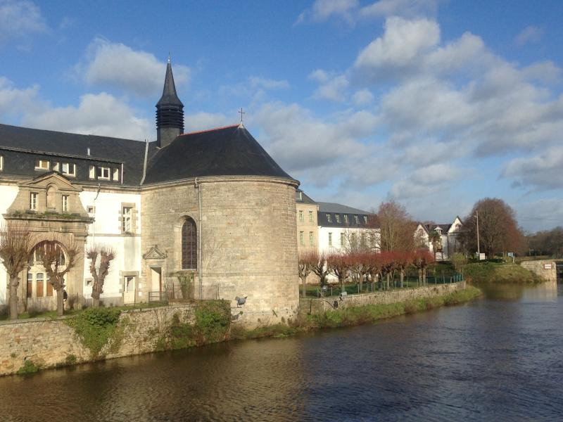 Visit the ancient walled city of Vannes.
