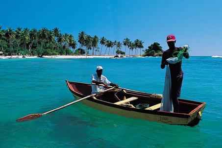 Activity : Fishing with a dominican fisherman