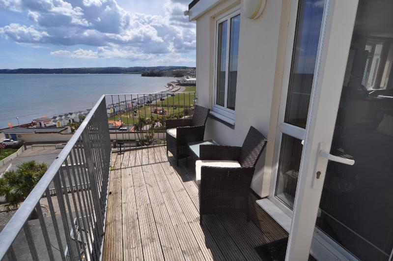Vista Apartment a few steps from the sea, Ferienwohnung in Paignton