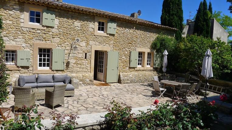Villa Puyvert Villa to rent near Lourmarin, Provence, holiday rental in Puyvert