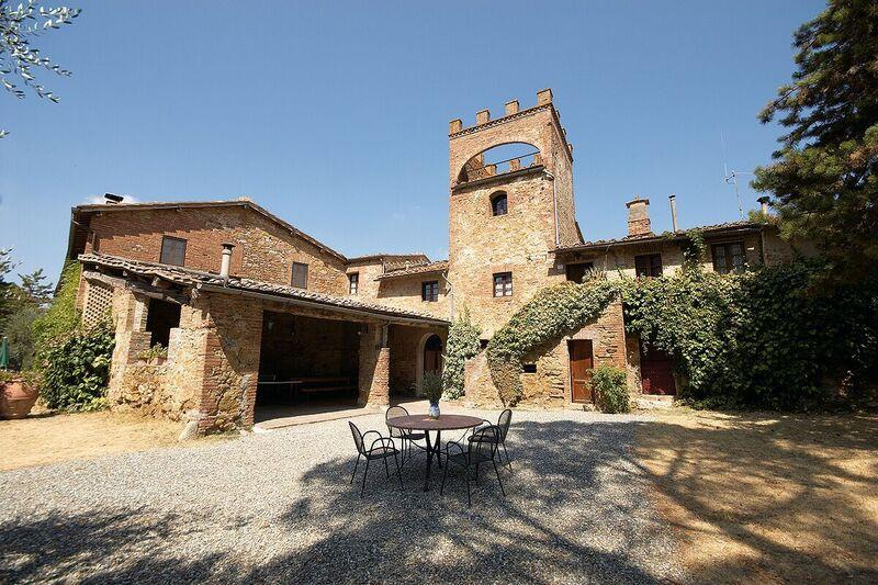Chianti Estate - Torrino Villa rental in Pianella near Siena - Pianella vacation, location de vacances à Casanova Pansarine