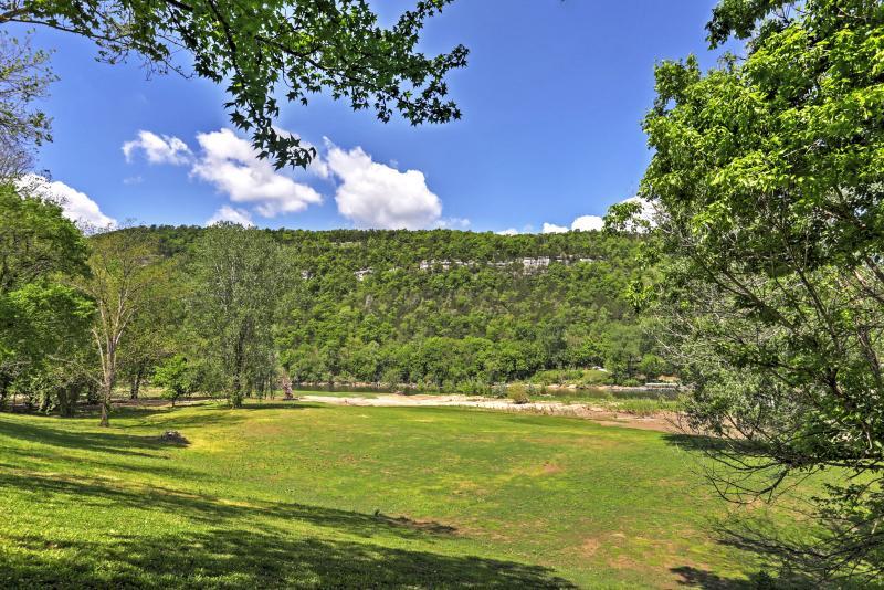Uma aventura maravilhosa espera por você neste fenomenal Mountain View cabine de aluguer de férias!