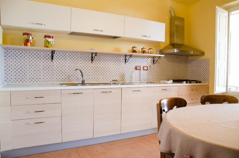 Suite-Apartments in Villa - Rosemarine By SunTripSicily. Suite-Francesco at the ground floor.