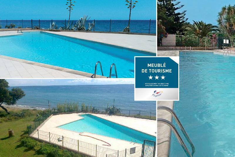 PISCINE avec couloir de nage de 24,5 metres
