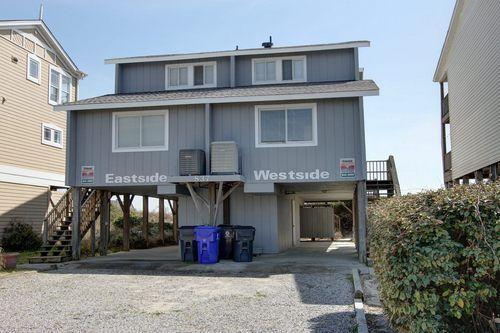 Westside-Duplex, vacation rental in Holden Beach