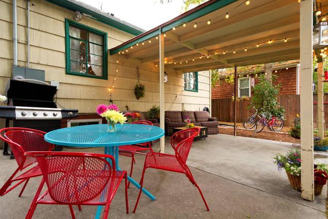 Welcome to our charming fully remodeled home in historic North End neighborhood near Downtown Boise!