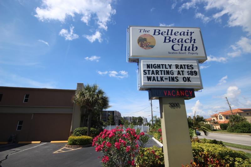 Bienvenido a Belleair Beach Club - menos de 3 millas de Pier 60 en Clearwater
