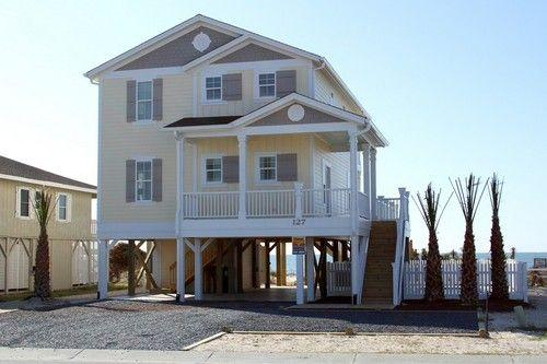 1 E Z Access at Holden Beach, vacation rental in Holden Beach
