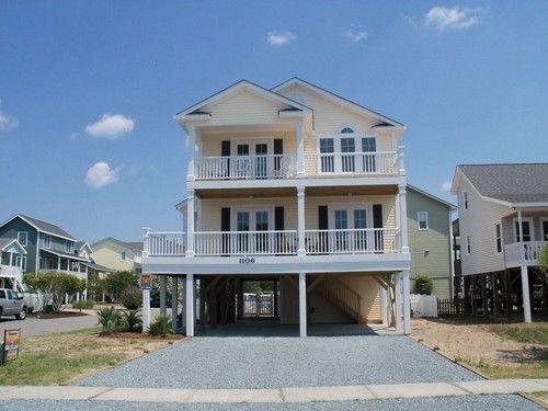 - 2 the C, vacation rental in Holden Beach