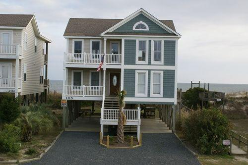 Aly-Miguel, vacation rental in Holden Beach