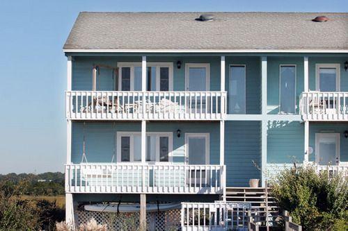 Aquamarine - Duplex, vacation rental in Holden Beach