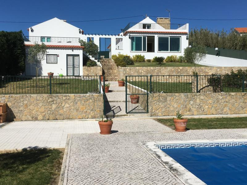 Vinha Solarenga. 5 Bedroom villa / Silver coast, location de vacances à Caldas da Rainha