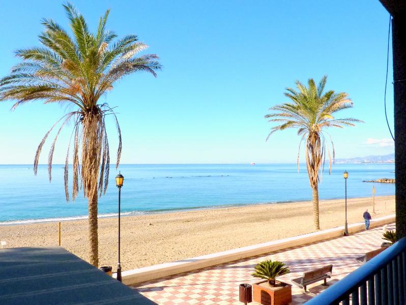 Piso con acceso directo a la playa, alquiler de vacaciones en Gualchos
