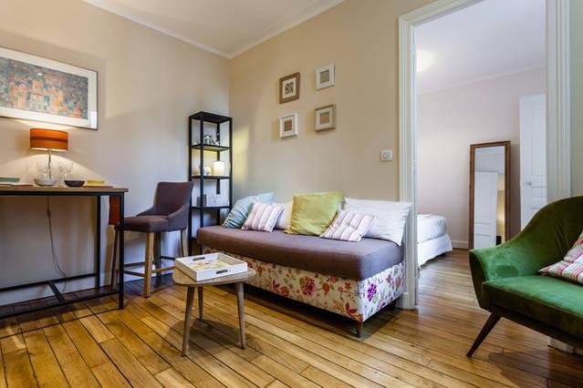 BEL APPARTEMENT Rénové HYPER CENTRE - Reims - appartement