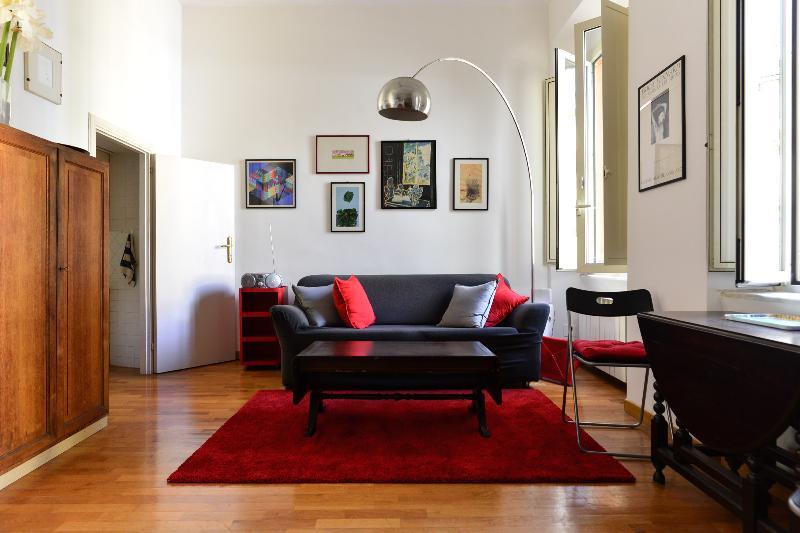 louer appart Rome Cool, branché,