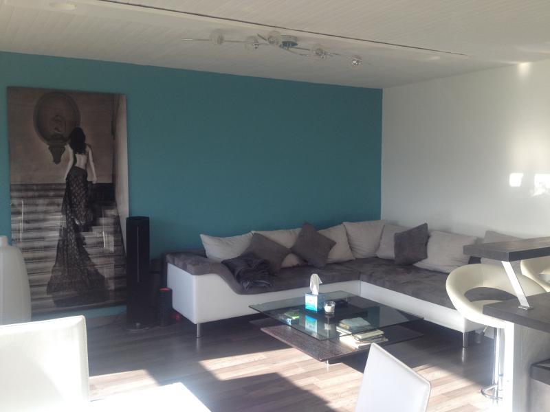 Bel appartement lumineux et moderne. Vue sur la montagne