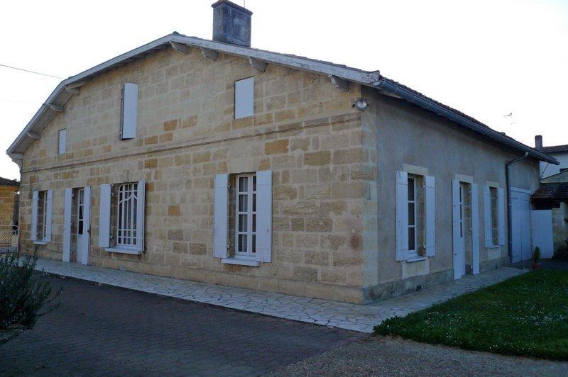 La maison 'Gîte Rieuvert'