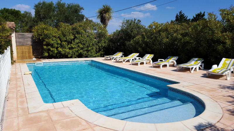LA VILLA ROMANA Classée en 4 étoiles avec une piscine privée et chauffée
