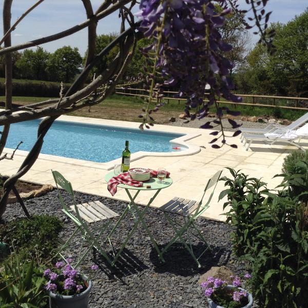 B & B @ St. Pierre, holiday rental in Pleuville