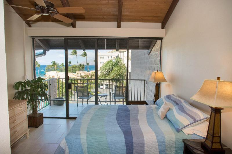 Master bedroom and private lanai