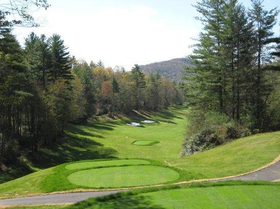Sapphire National Golf Club es semi-privada y abierta al público. Se encuentra junto al barrio.