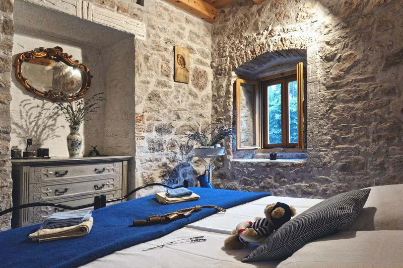 The parental bedroom