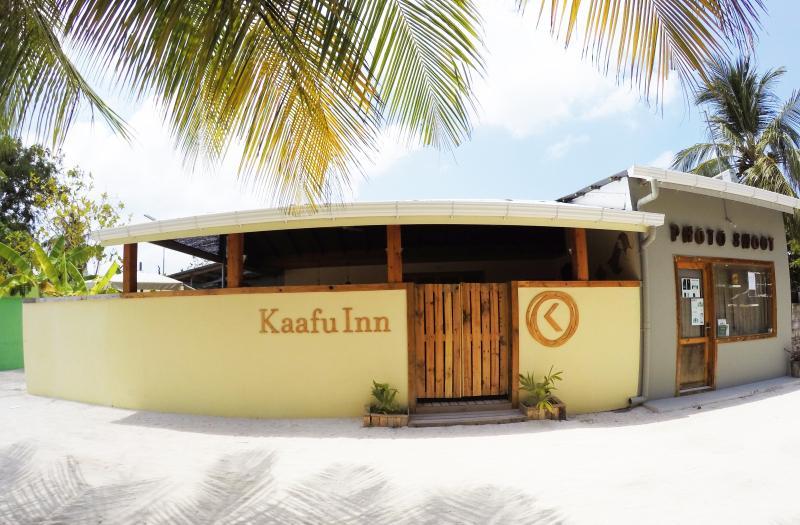 Kaafu Inn Front