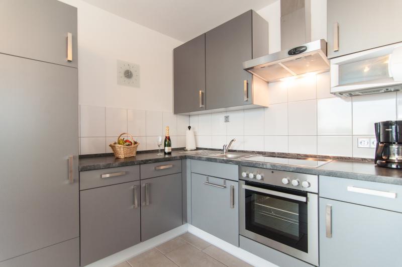 Küche offen zum Wohnraum
