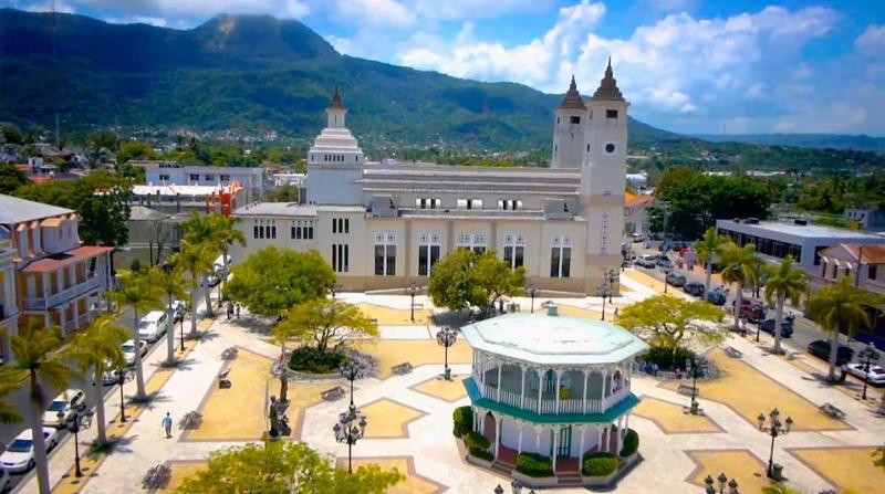 Puerto Plata City  only 30 minutes drive from Villa.