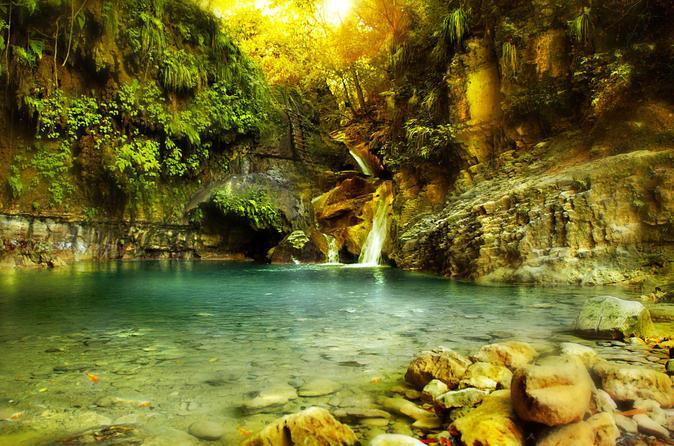 Saltos de Damajagua The 27 waterfalls 60 minutes drive from Villa