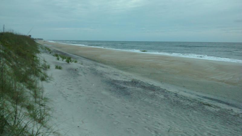 Almost a private beach!