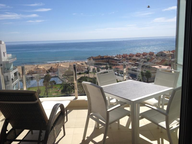 penthouse with phenomenal sea view, holiday rental in La Mata