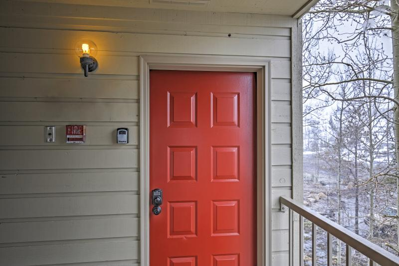 Welcome to your Silverthorne home-sweet-home!