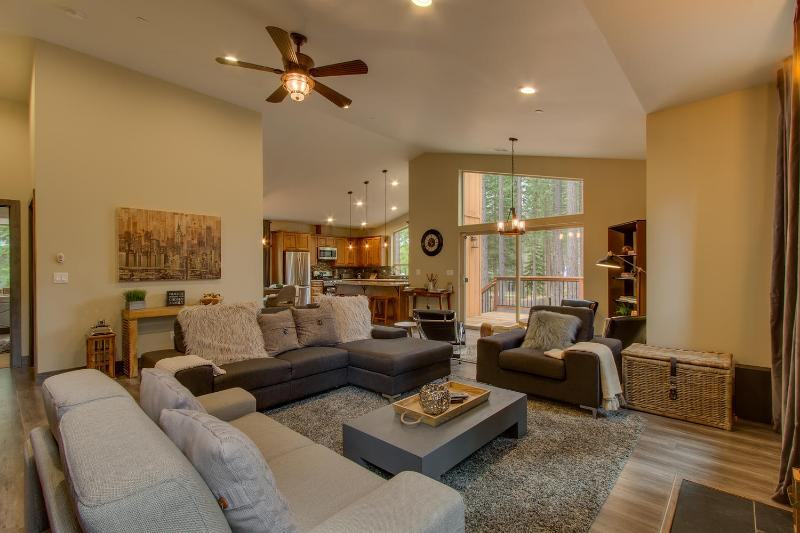 Cedar Vista - Contemporary Living Room