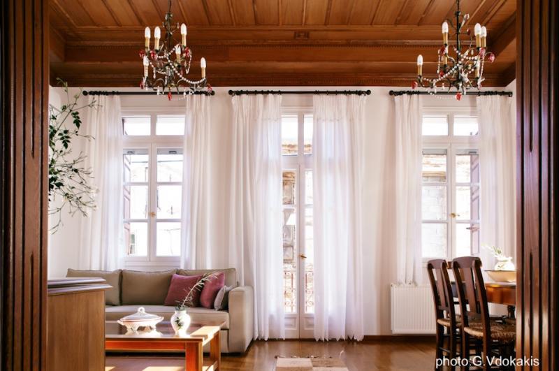 Agnanti Traditional Apartment, location de vacances à Agios Isidoros