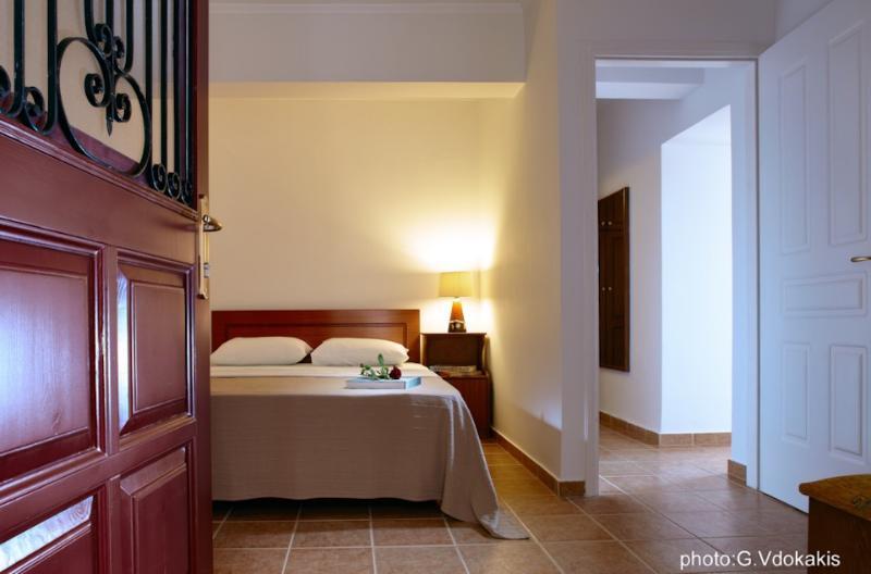 Kipos Traditional Residence, location de vacances à Agios Isidoros