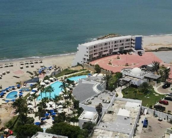 Suite al pie del mar en Playas, holiday rental in Guayas Province