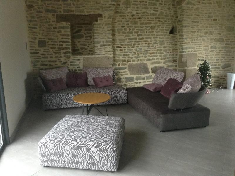 Salon dans la salle de séjour