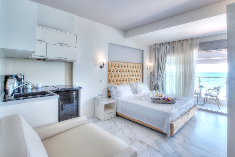 El Greco Dellux apartments, holiday rental in Pefkohori