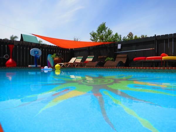 Fun,Resorty,Pool,Jacuzzi,Grill,FirePit, location de vacances à Chula Vista
