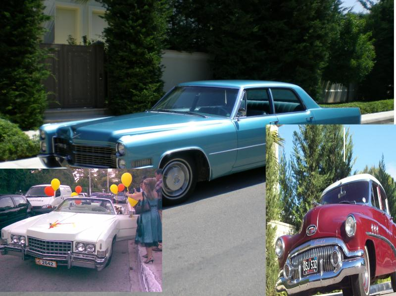 Maybe have a day cruise in one of our classic cars