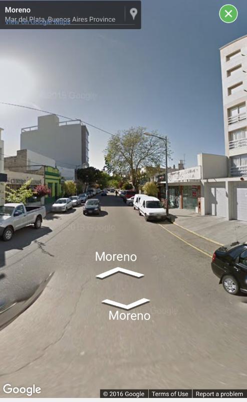 Moreno Street view