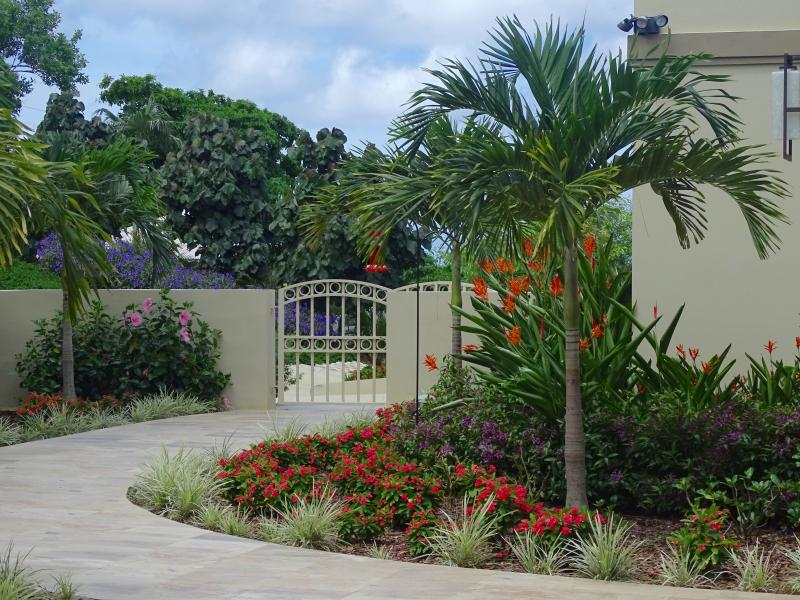 We have over 30 varieties of plants and trees on the property.