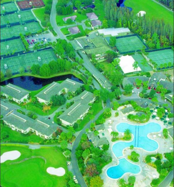 Villa in World Class Resort